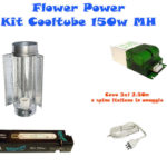 Kit Cooltube MH 150W Vegetativa BASE