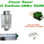 Kit Cooltube AGRO 600w Grow&Flow BASE