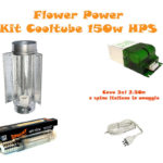 Kit Cooltube HPS 150W Fioritura BASE