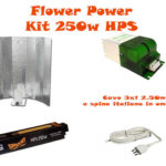 Kit Super Plant HPS 250W Fioritura BASE