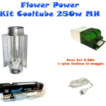 Kit Cooltube MH 250W Vegetativa BASE
