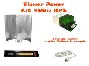 Kit Super Plant HPS 400W