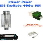 Kit Cooltube MH 400W Vegetativa BASE