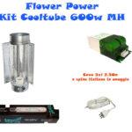Kit Cooltube MH 600W Vegetativa BASE