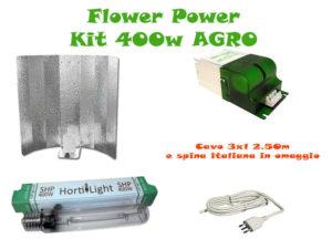 Kit AGRO 400W